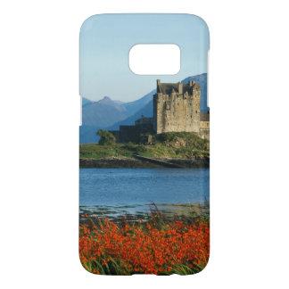 Eilean Donan slott, Skotska högländerna, Skottland Galaxy S5 Skal