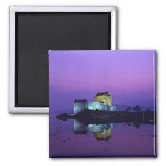 Eilean Donan slott, Skotska högländerna, Skottland Magnet