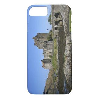 Eilean Donan slott, Skottland. Den berömda
