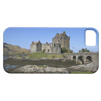 Eilean Donan slott, Skottland. Den berömda iPhone 5 Case-Mate Skydd
