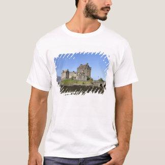 Eilean Donan slott, Skottland. Den berömda T Shirts