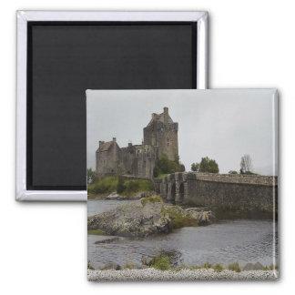Eilean Donan slott, Skottland magnet