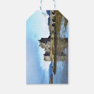 """""""Eilean Donan slott"""" - Skottland Presentetikett"""