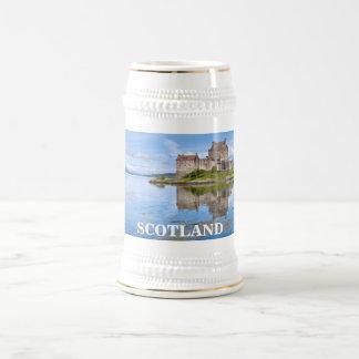 Eilean Donan slott, Skottland stein Sejdel