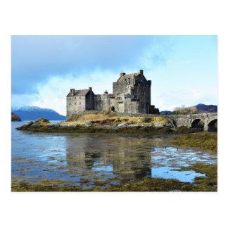"""Eilean Donan slott"" - Skottland Vykort"