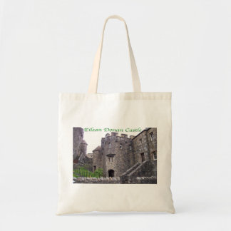 Eilean Donan slott Tygkasse
