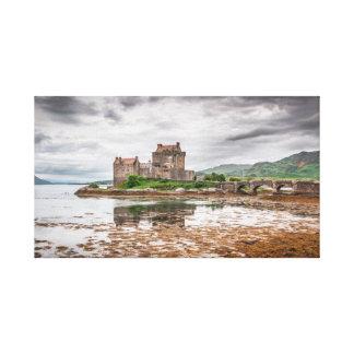 Eilean Donan slottKonst-något liknande Canvastryck
