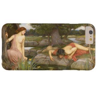 Eka och pingstliljan vid waterhousen barely there iPhone 6 plus fodral