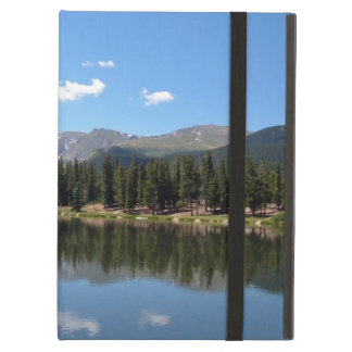 Eka sjön Mt Evans Colorado iPad Air Skydd
