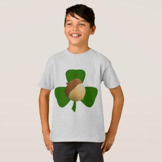 Ekollon- och Shamrockskjorta Tee Shirts
