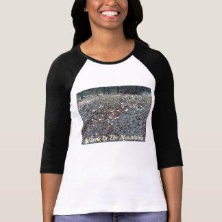 Ekollonar i bergen tee shirt