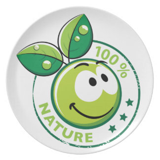 Ekologi: 100% natur - tallrik