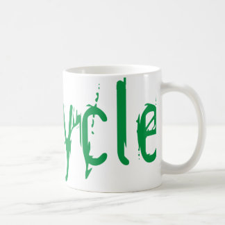 Ekologi & återvinnaprodukter och designer! kaffemugg