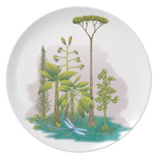Ekologi: plantera ett träd - tallrik