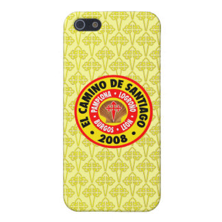 El Camino De Santiago 2008 iPhone 5 Cover