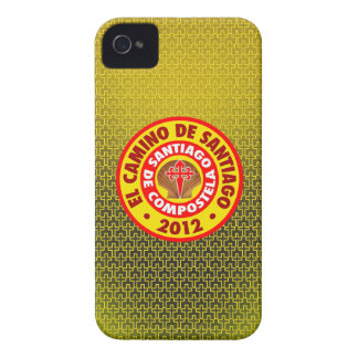 El Camino De Santiago 2012 Case-Mate iPhone 4 Case