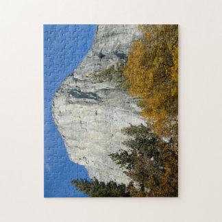 El Capitan i Yosemite Pussel