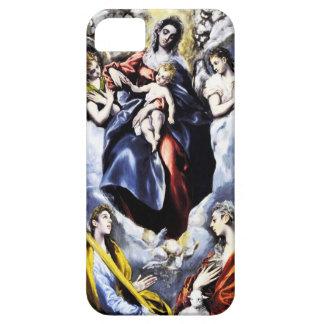 El Greco fodral för oskuld- och barniPhonen 5 iPhone 5 Case-Mate Fodral