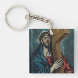 El Greco - Kristus som bär kor