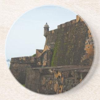 El Morro - San Juan Puerto Rico Underlägg Sandsten