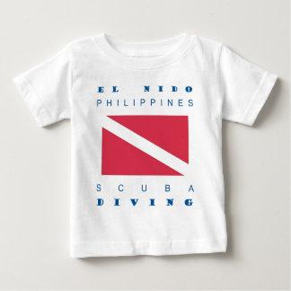 El Nido Philippines T-shirt