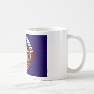 El Paso flagga Kaffemugg