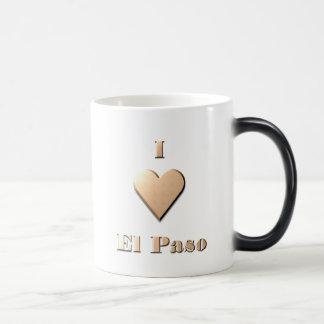 El Paso -- Solbränna Magisk Mugg