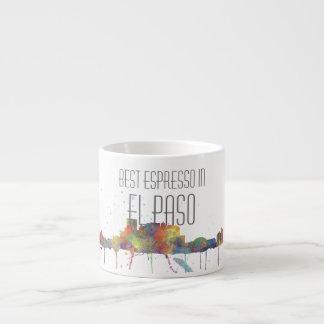 EL PASO TEXAS HORISONT - espressomugg