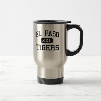 El Paso - tigrar - högstadium - El Paso Texas Resemugg