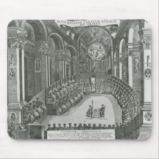 El Sacrosanto Concilio Allmän de Trento Musmatta