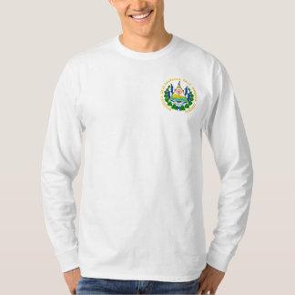 El Salvador flagga T-shirt