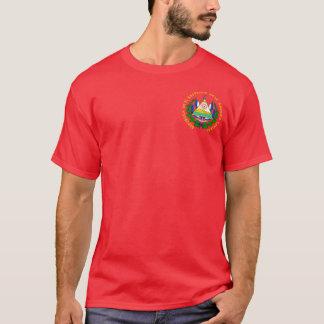 El Salvador flagga T-shirts