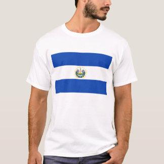 El Salvador flagga Tshirts