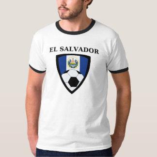 El Salvador fotboll T-shirt