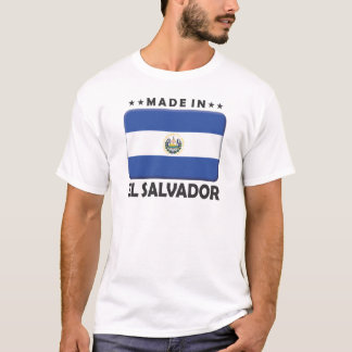 El Salvador gjorde Tröjor
