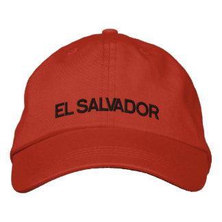 El Salvador justerbar hatt Broderad Keps