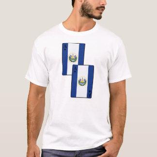 El Salvador kortmanar & kvinnor Tee Shirts