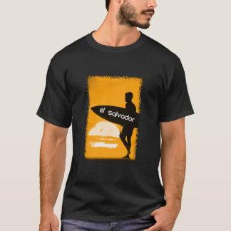 El Salvador surfareskjorta T Shirt