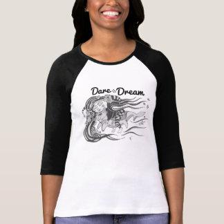 Elakt trollhundfisk, utmaning att drömma t shirts