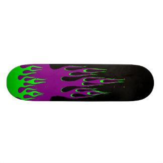 Elakt trollskateboarden skateboard bräda 19,5 cm