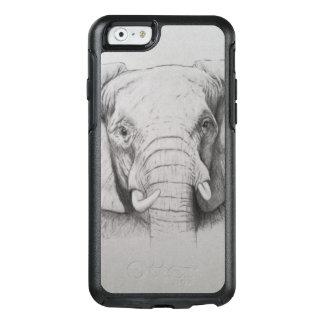 Elefant 2011 OtterBox iPhone 6/6s skal