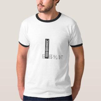 elefant (för honom) t shirt