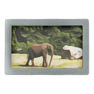 Elefant från Safari