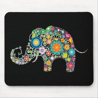 Elefantblommigtkonst Mus Matta