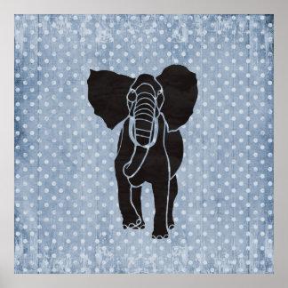 ElefantPolka Poster