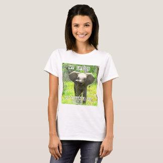 ElefantT-tröja T-shirts