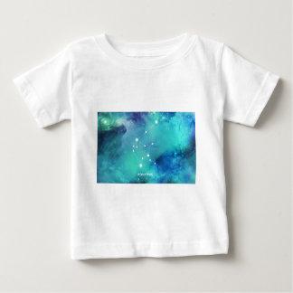 Elegant Aquarius för Nebula för Tee Shirt