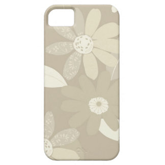 Elegant beige iPhone 5 Case-Mate skal