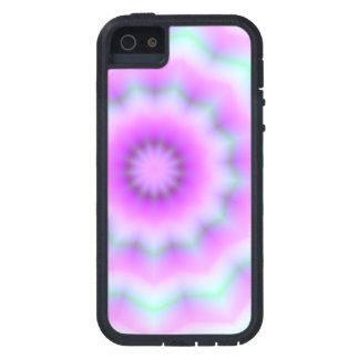 Elegant blommigt iPhone 5 Case-Mate cases
