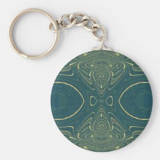 Elegant design för färg för Ligth krickamode Nyckel Ring